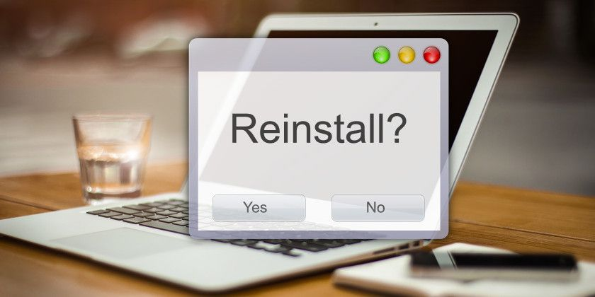 4 Reasons Why You Might Want To Reinstall Macos Mac Apple Service Technology