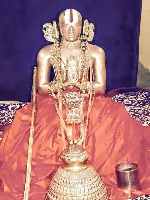 Image result for Know about the tale of Ramanujacharya