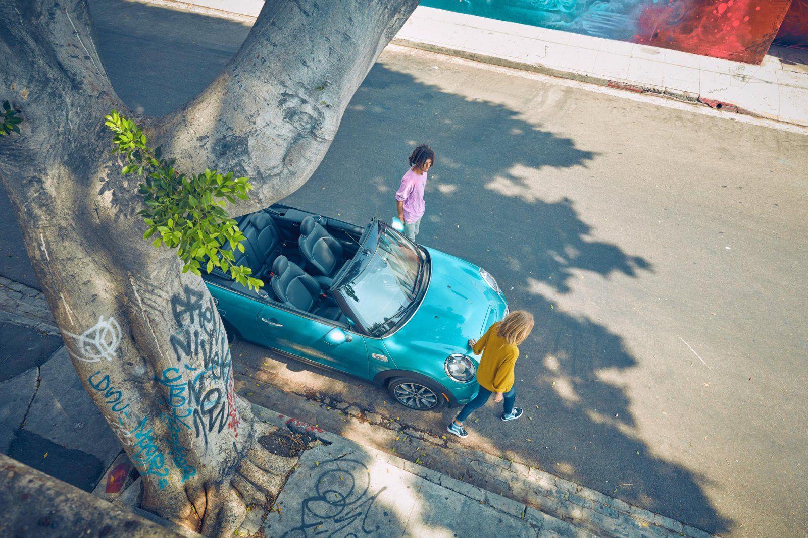 Markus Wendler Mini Cooper Mini Cooper Los Angeles Photographer