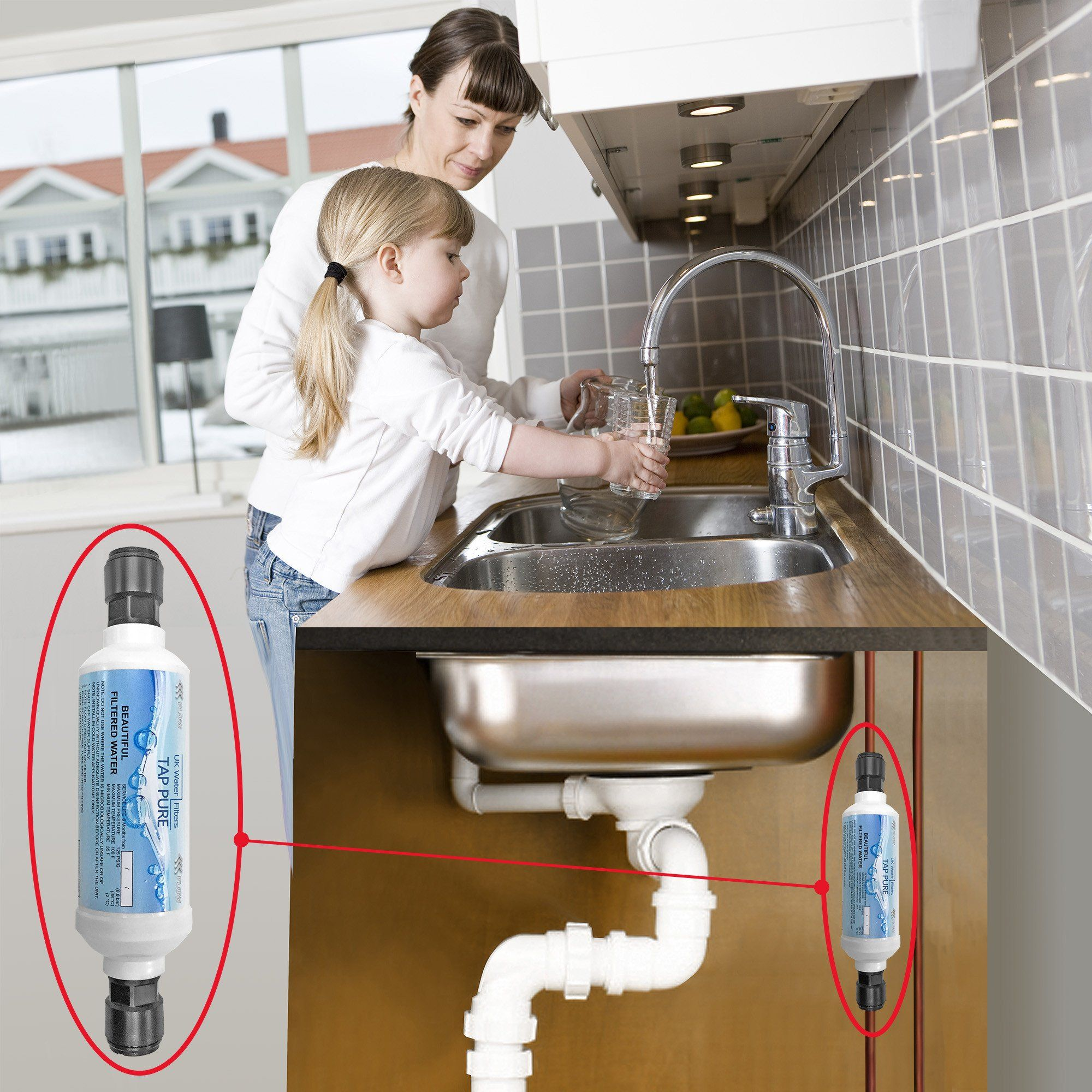 Keep Own Taps Undersink Water Filter Existing Normal Standard Tap Remains Tap Water Filter Water Filter This Or That Questions