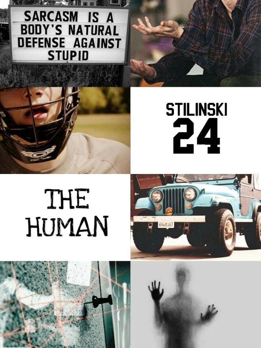 Oh Teen Wolf - a-teen-who: Stiles Stilinski | Alpha Beta