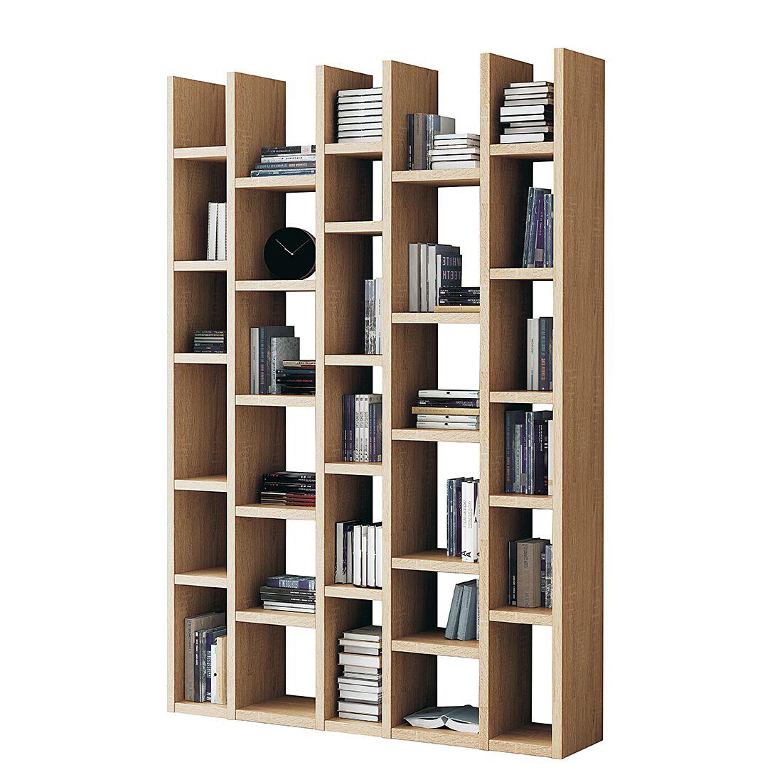 Bücherregal Emporior I   Eiche Sonoma Dekor, Fredriks Jetzt ...