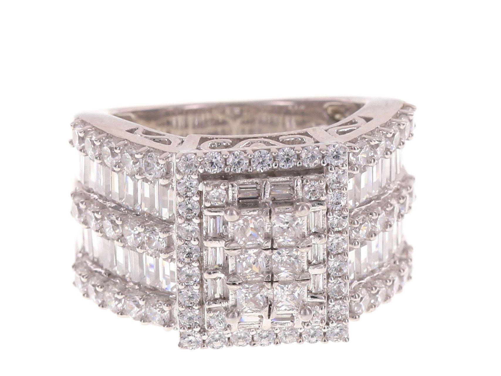 0a440f0799b78 jtv bella luce mens rings | Ring | Morganite ring, Rings, Rings for men