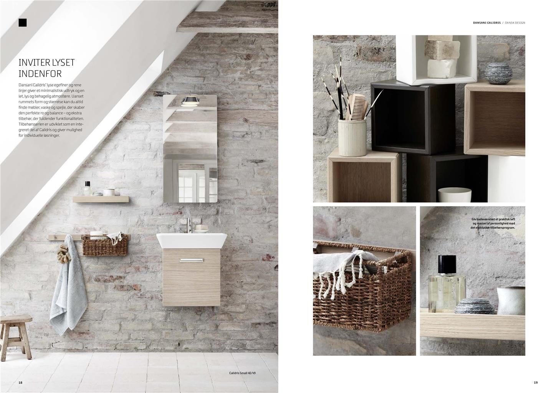 Badeværelsemøbel
