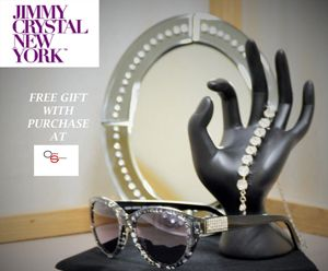 0ca4dd7fbd FREE Swarovski Crystal Elements Bracelet from Kims Forever Sparkle with Jimmy  Crystal New York Purchase!