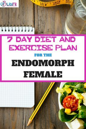 Photo of 7-day Proven Diet and Exercise Plan for Endomorph Females – Libifit