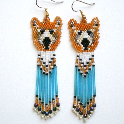 Grizzly Bear Earrings | MissChicBoutique - Jewelry on ArtFire