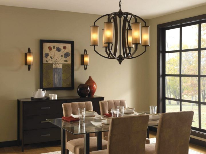 20 Extraordinary And Cool Dining Room Lighting Ideas Home And Apartment Ide Rustic Dining Room Lighting Dining Room Light Fixtures Dining Room Ceiling Lights