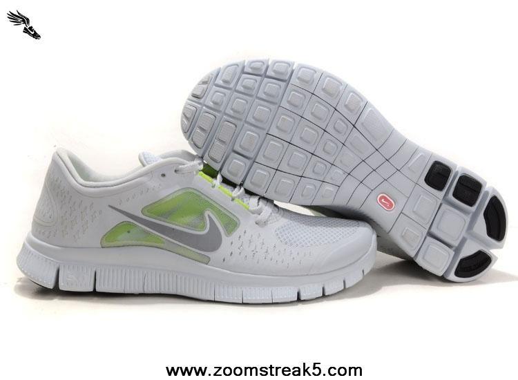 Nike Free Run 3 510642-404 Size 11 Grey