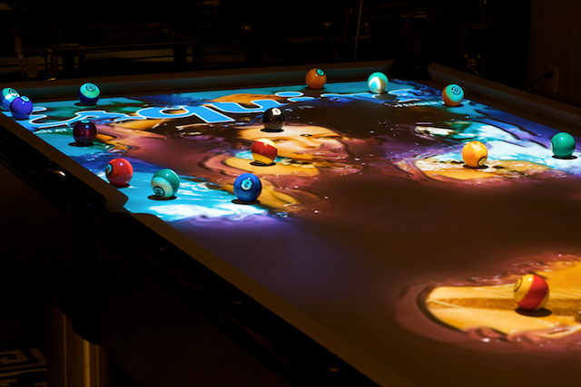 Obscura CueLight Pool Table Is Worth Of Fancy Pool Table - How much is my pool table worth