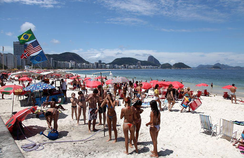 Copacabana - Rio de Janeiro  #travel #travelinspiration #travelphotography #riodejaneiro #YLP100BestOf #wanderlust