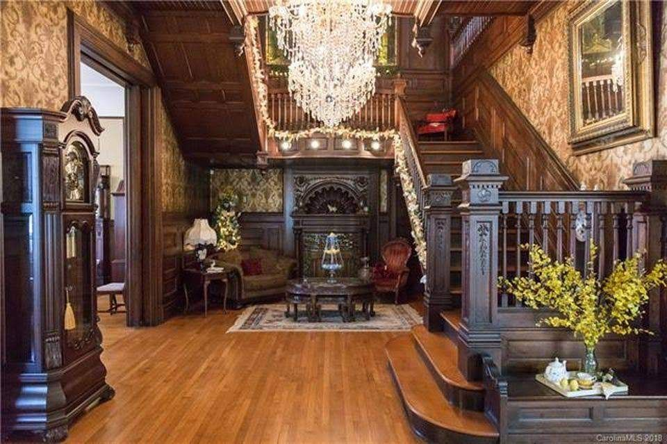 1903 Mansion In Monroe North Carolina In 2020 Luxury Homes Dream