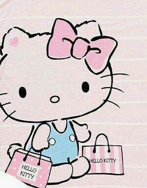 Compras Sanrio WallpaperHello Kitty