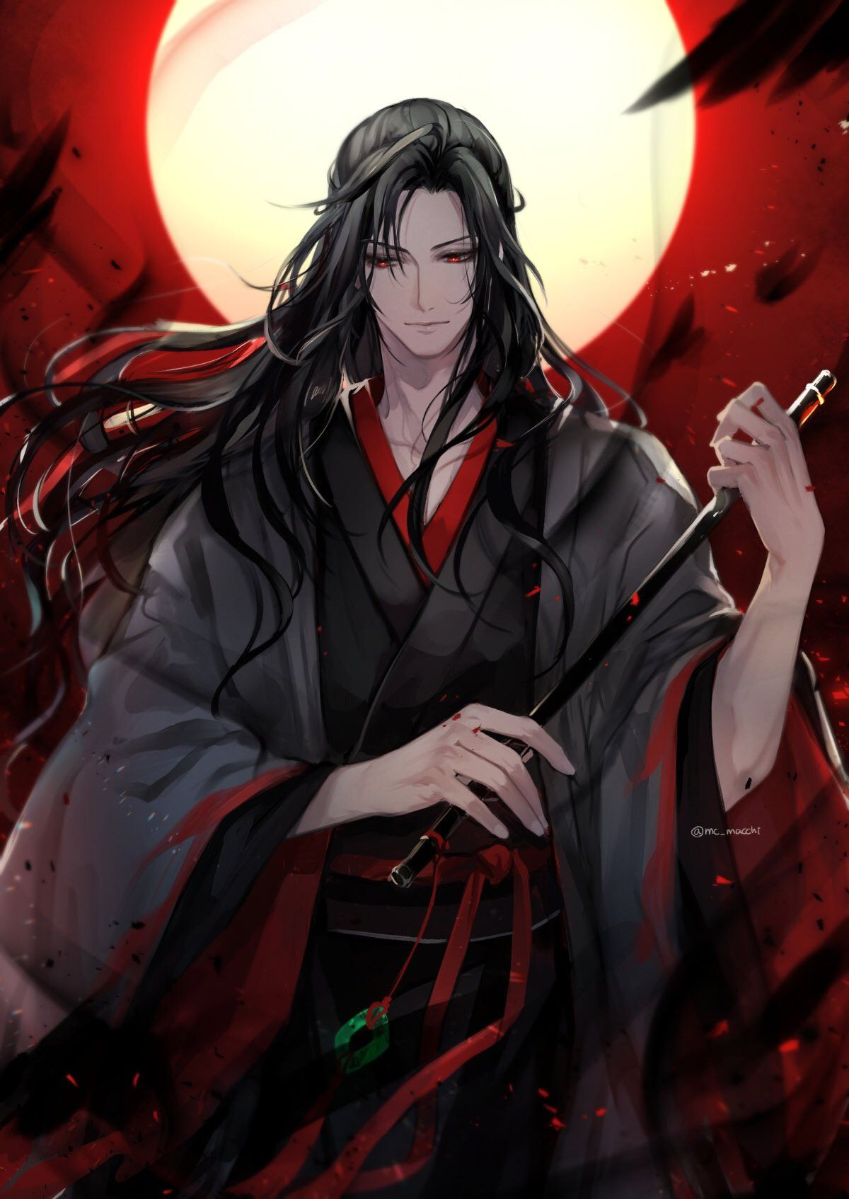 Pin by Ori on MXTX Handsome anime guys, Cute anime guys
