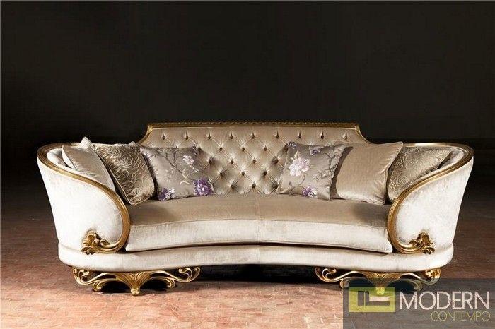 Vernazza Victorian Luxury Italian Style living room sofa Sets - Vernazza Victorian Luxury Italian Style Living Room Sofa Sets