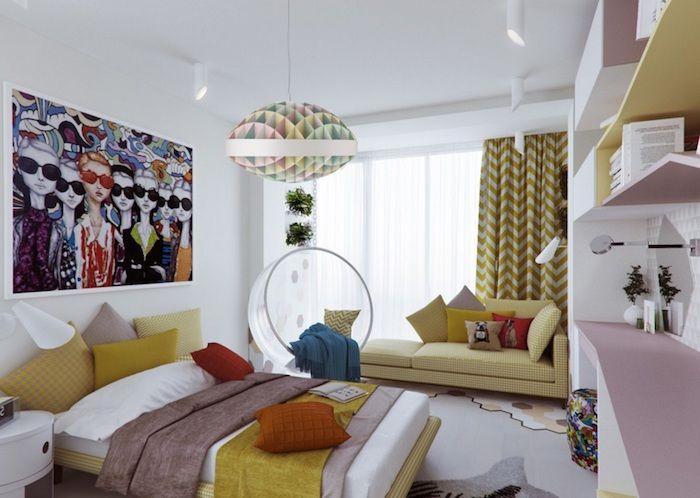 ▷ 1001 idées ment aménager la chambre ado