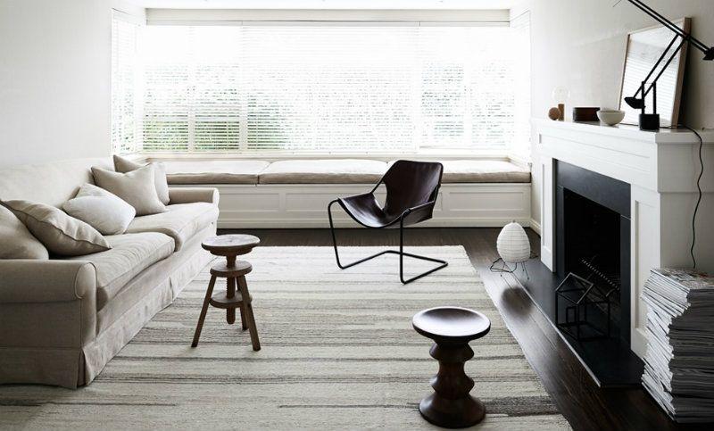 #Wohnzimmer Designs Moderne Design Tipps Von Shareen Joel #Home #Deutsch  #Textile #Häuser #Moderne Häuser #Gehäuse #Moderne #Dekor #Wohnzimmer  #Ideen ...