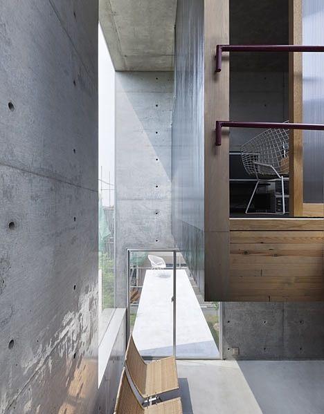Yutaka Yoshida Architect . house in Kohgo