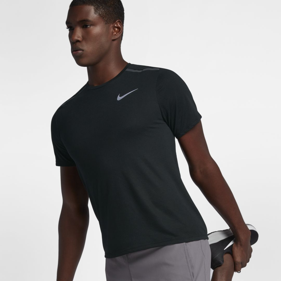dd24ba040c Dri-FIT Rise 365 Men's Short Sleeve Running Top | Products | Tops ...