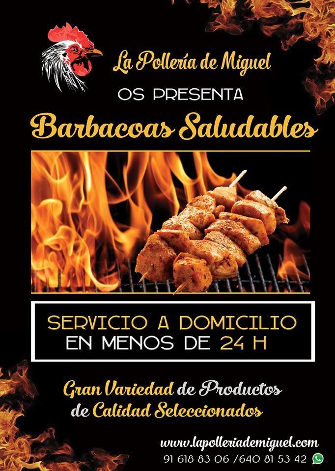 Lote Barbacoa Barbacoa Sabroso Salud