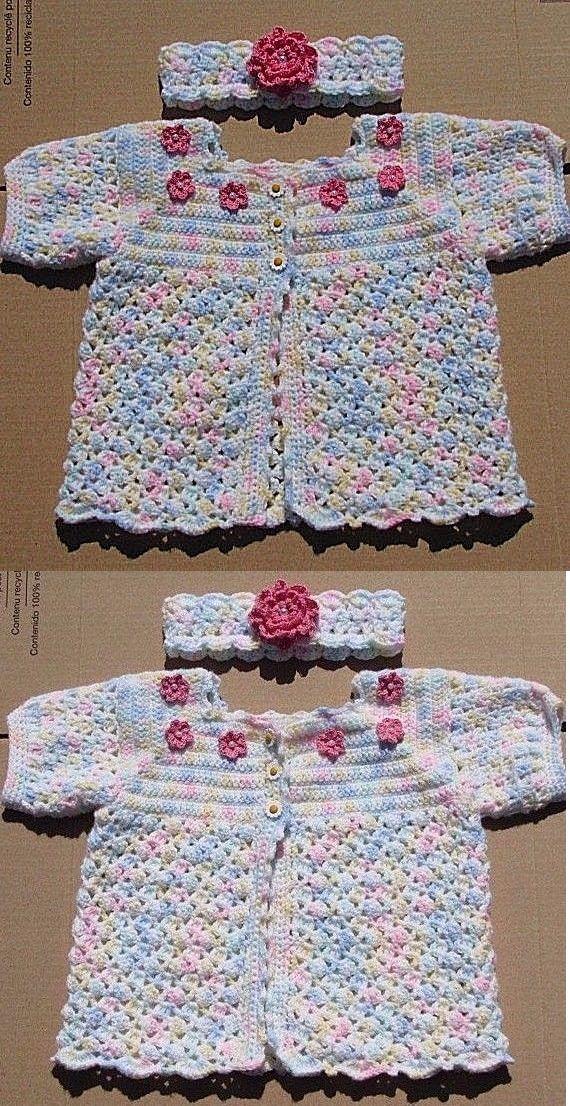 c0f3f65ccaee Sweaters 147216  New Gift Holiday Christmas Baby Girl Handmade ...