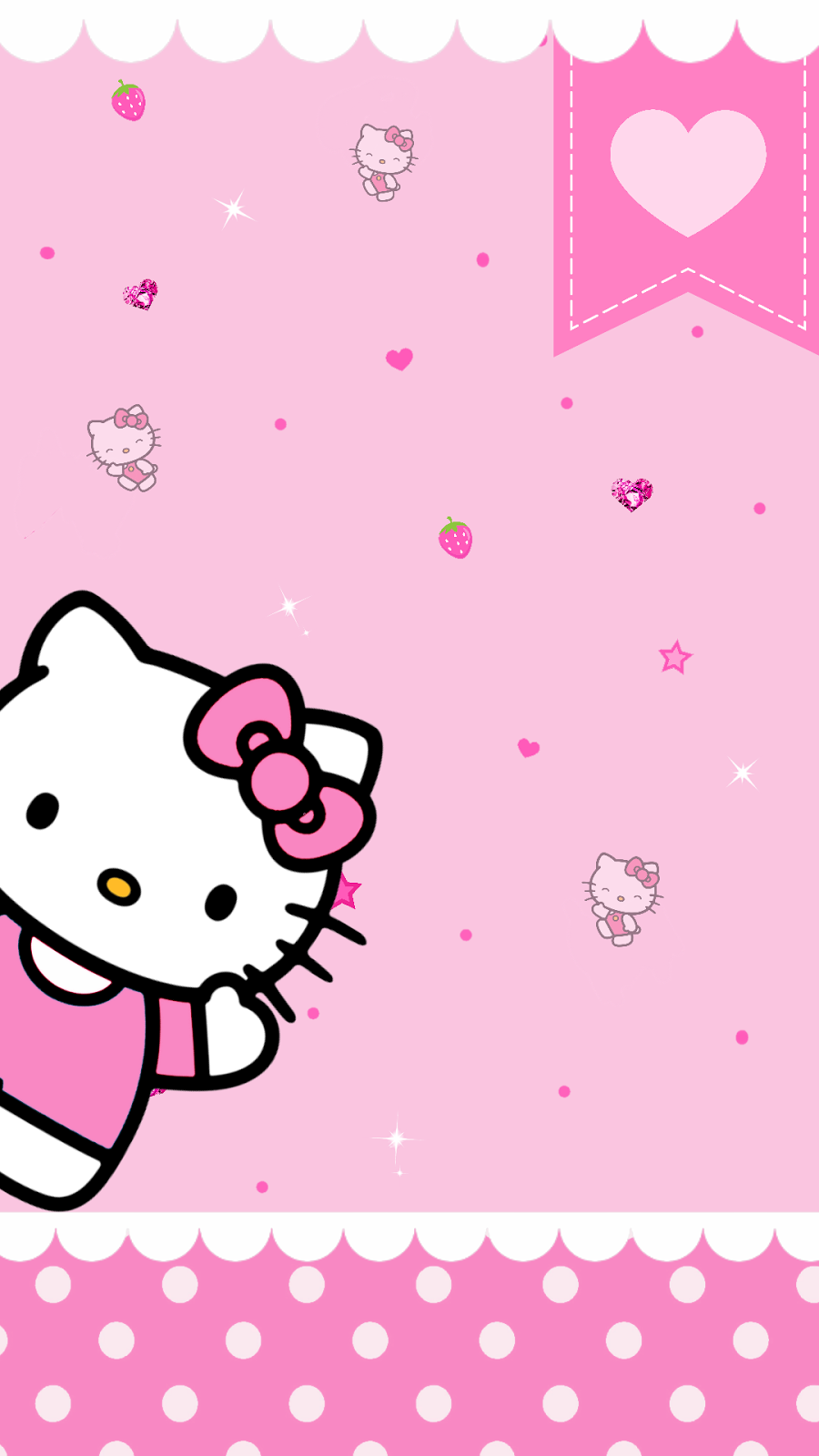 pink hello kitty wallpapers 58 wallpapers � wallpapers 4k