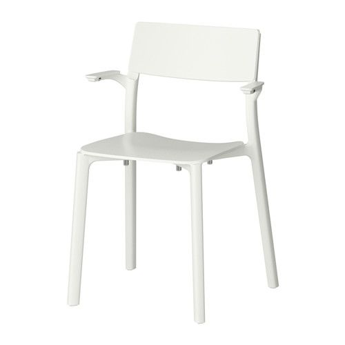 Stapelstühle Ikea janinge armchair white armchairs spaces and backyard kitchen