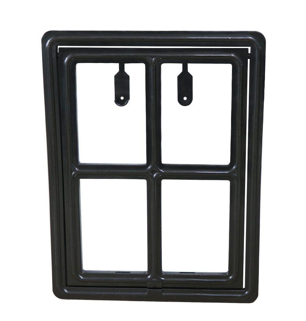 CEESC Pet Sliding Screen Door Protector 3rd Upgraded