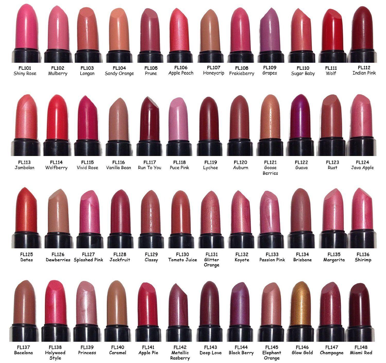 Lipstick bathroom set - Amazon Com J Cat Beauty Fantabulous Lipstick Set Set Of 48 Trendy