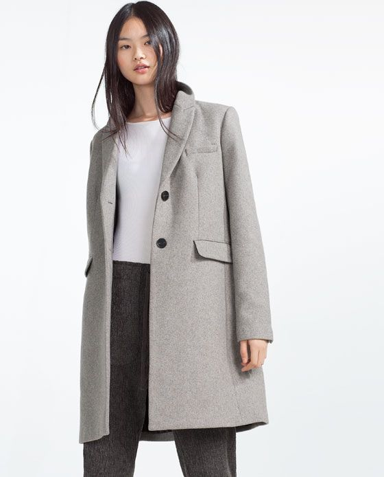 Masculine The From 2 Abrigos Of Get Zara Look Image Coat Ropa q0OwRnxPE