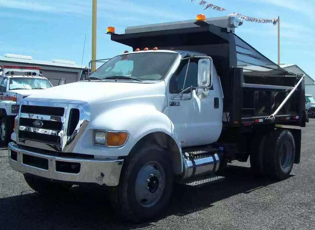 Pin Em 2011 Ford F750 Dump Truck For Sale In Phoenix