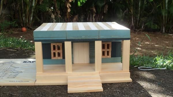 maison 600 337 kapla pinterest maisons cremaillere et classe. Black Bedroom Furniture Sets. Home Design Ideas