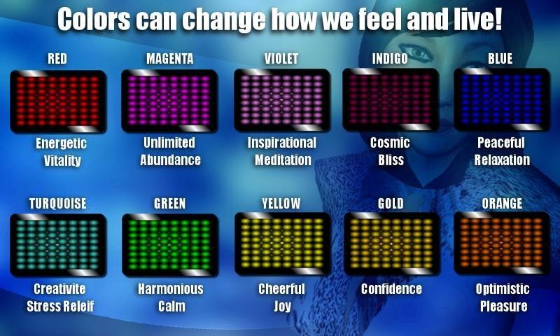 Colours Mood colours can change your mood | colorize your life | pinterest