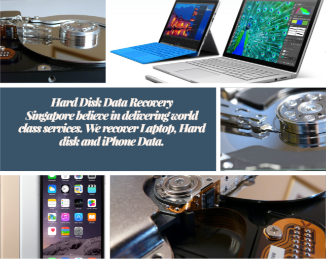 Hard Disk Data Recovery Singapore Believes In Delivering World