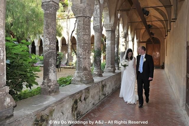 SORRENTO CLOISTER WEDDINGS We Have Many Possibilities For A Civil Wedding In Sorrento The Clositer