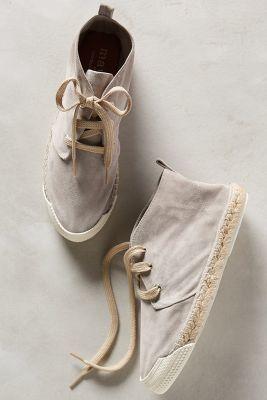 Maypol Satsuma Espadrille Sneakers Grey 39 Euro Sneakers