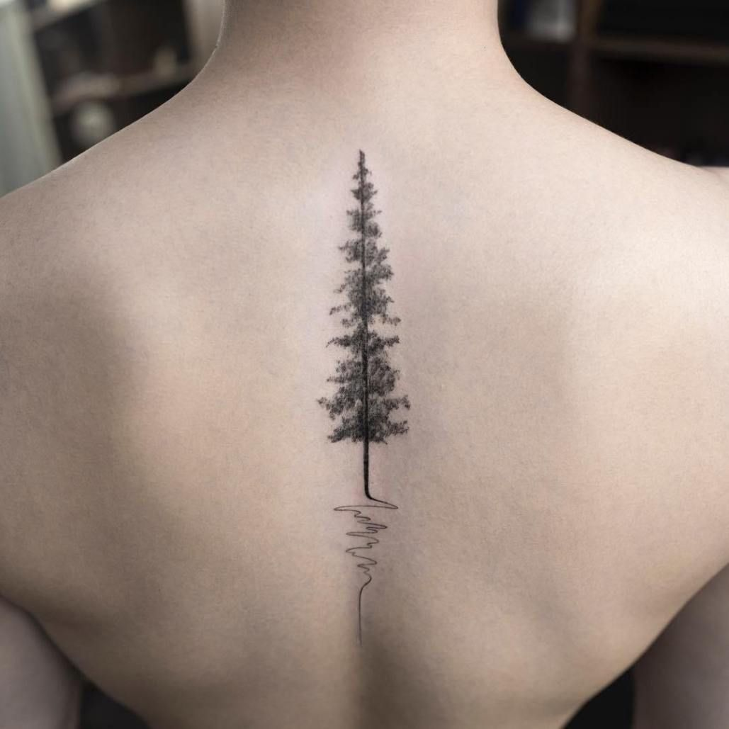 24 Reasons Why A Spine Tattoo Should Be Your Next Piece Of Body