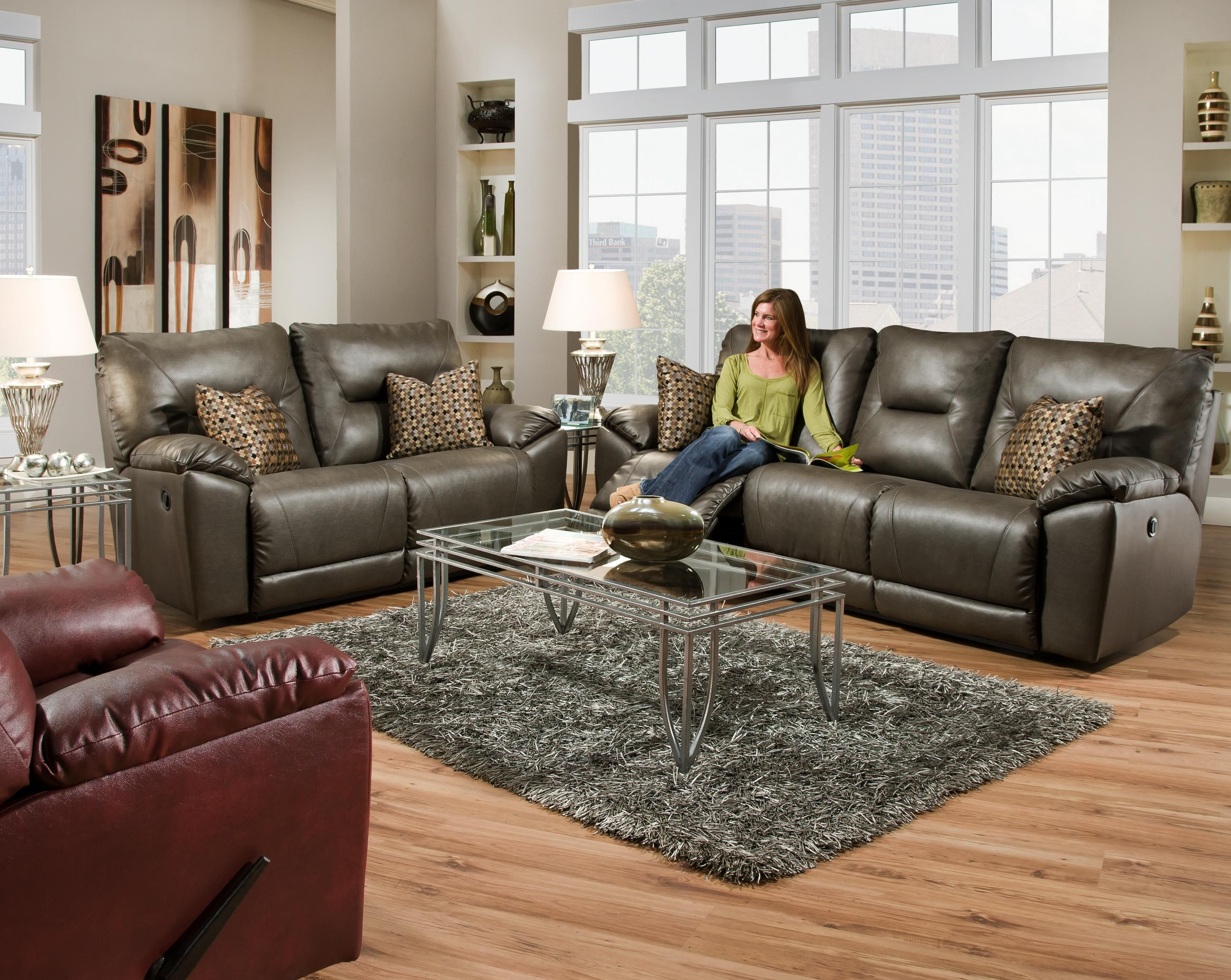 Strange Southern Motion Furniture Dynamo Collection Featuring Power Alphanode Cool Chair Designs And Ideas Alphanodeonline
