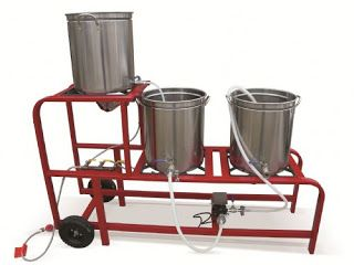 Ruby Street Brewing System 2 599 Shipped Home Brewing Beer Home Brewing Equipment Brewing Equipment