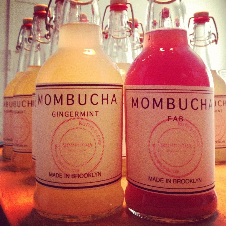 Mombucha Love From Greenpoint Via Little Duck Brooklynbowl Brooklyn Nyc Brooklyncompanies Mombu Tito S Vodka Bottle Vodka Bottle Brooklyn Bowl