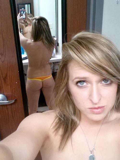 Self shot amateur non-nude