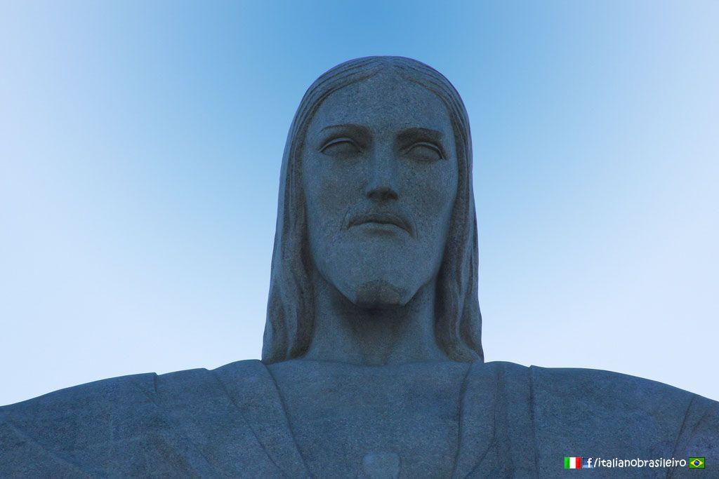 Rio de Janeiro (RJ) - Cristo Redentor www.italianobrasileiro.com  #RiodeJaneiro |