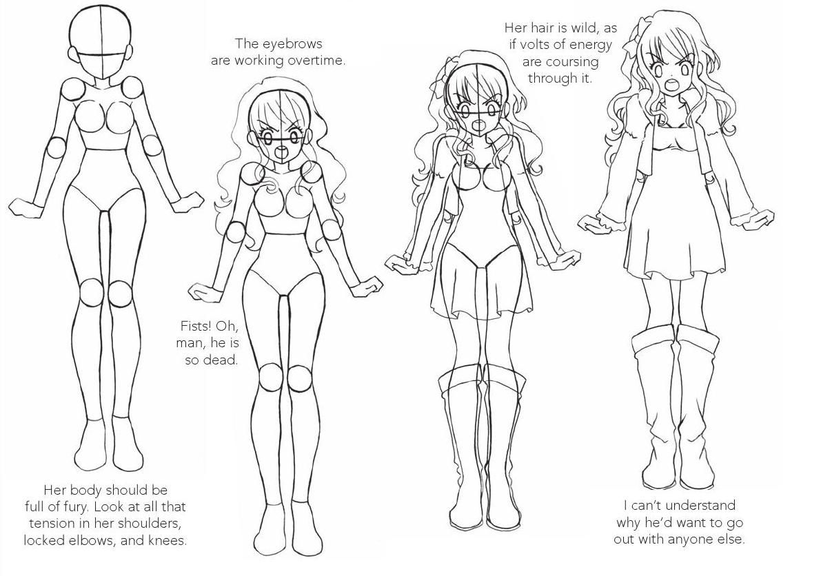 The Master Guide to Drawing Anime: How To Draw Original