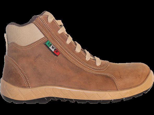 finest selection b616f 25b8f SCARPA LEWER di sicurezza PUNTALE COMPOSITO 1 SOLO PAIO 42 ...