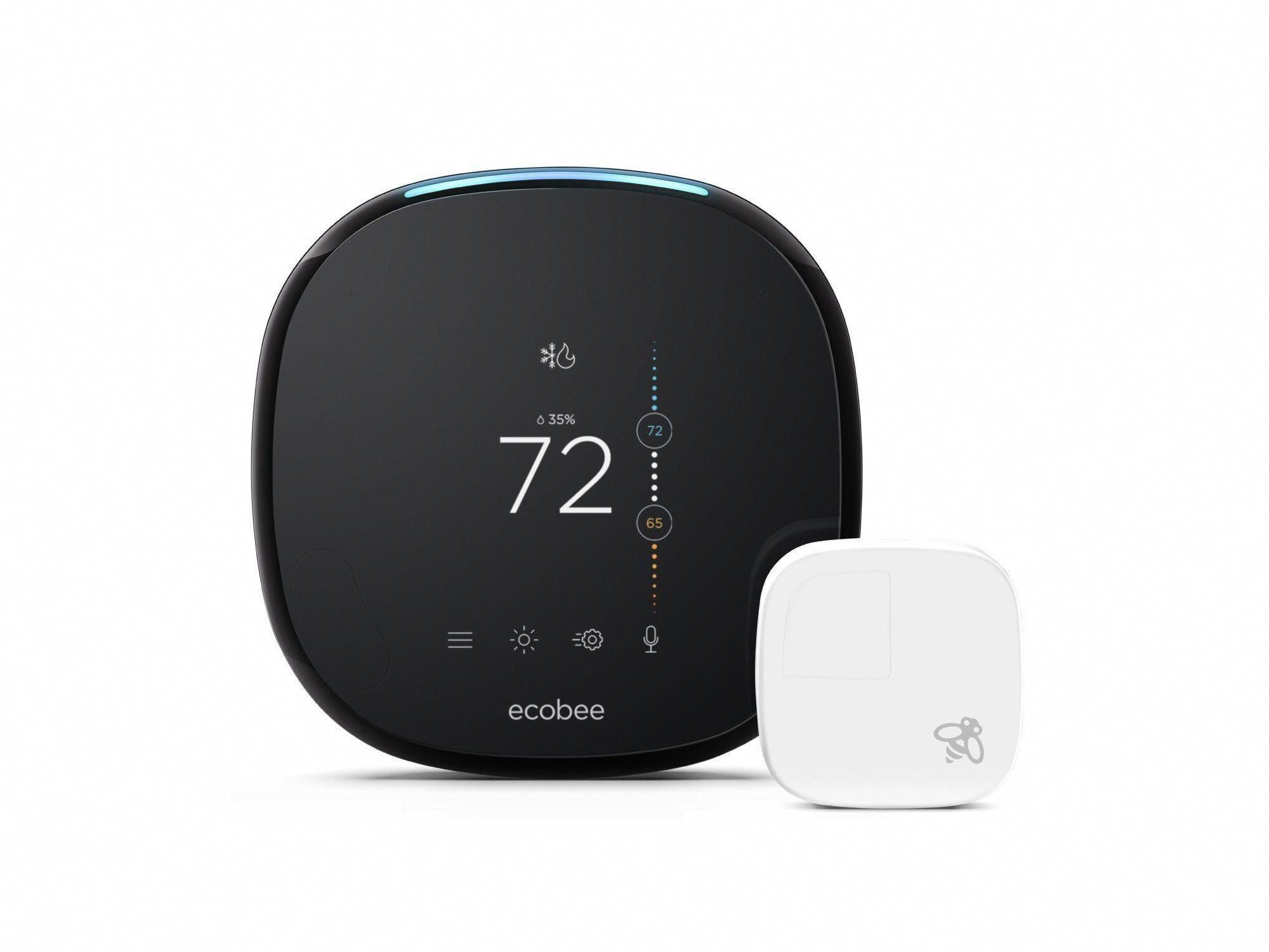 The Best Smart Thermostat For Ios Users Forward With Images Smart Thermostats Thermostat Ecobee