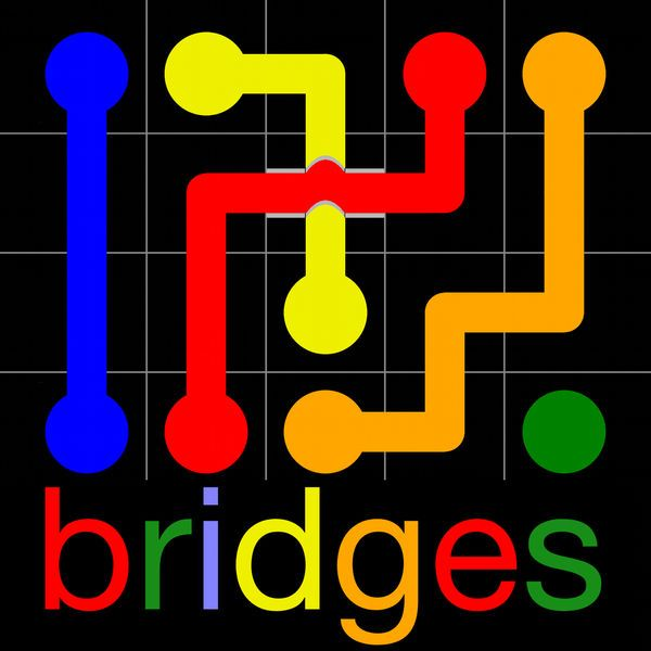 Download Ipa Apk Of Flow Free Bridges For Free Http Ipapkfree Download 5827 Free Puzzles Android Apps Iphone Games