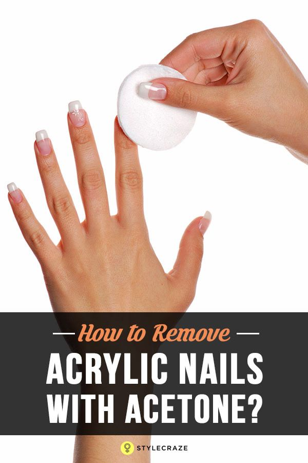 How To Remove Acrylic Nails The Right Way At Home Remove Acrylic Nails Take Off Acrylic Nails Acrylic Nails At Home