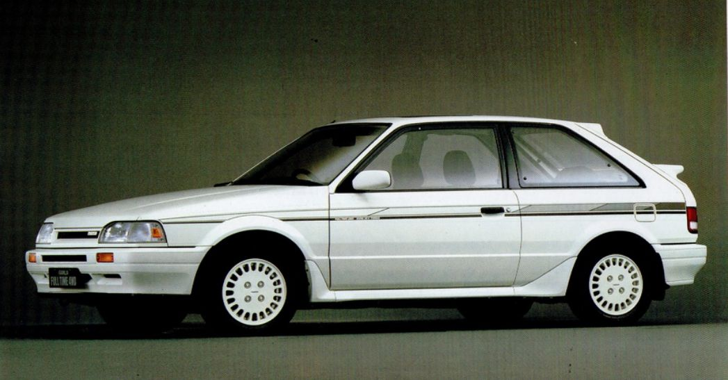 Mazda 323 GT-X | Classic Cars 70\'s-90\'s | Pinterest | Mazda, Cars ...