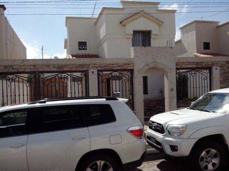 Casa En Venta En Casablanca Cd Obregon Vivanuncios 104705670