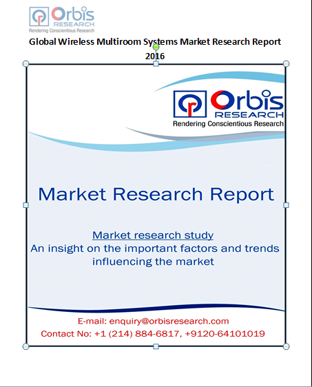 The Global Wireless Multiroom Systems Market Research